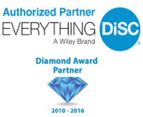 DiSC Authorized Diamond Award Partner